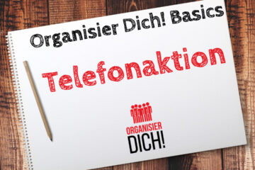 Organizing Telefonaktion